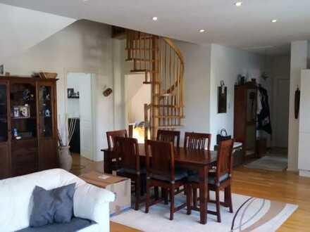 Bild_Schöne, geräumige DG Wohnung in Strausberg mit Maisonette in denkmalgeschützter exklusiver Villa