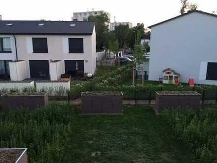NEUBAU RMH mit Garten