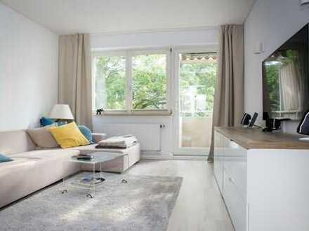 Schöne 3-Zimmer-Wohnung mit Balkon in Lindenthal, Köln
