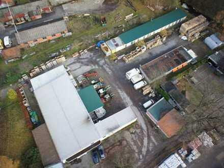 Gewerbegrundstück ca. 6300 m² mit Produktions- und Lagerflächen....!!