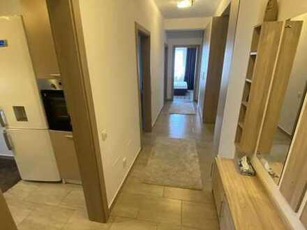 Modernisierte 2-Zimmer-Wohnung mit Balkon und Einbauküche in Meßkirch