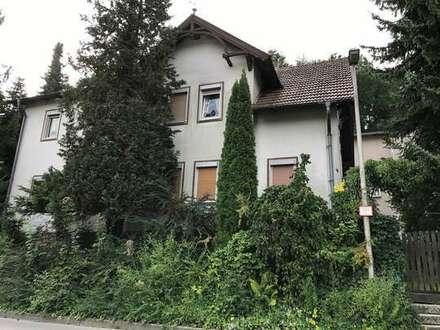 Ruhig gelegenes Zweifamilienhaus in Coburg - Ketschendorf