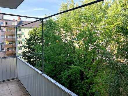 Fairmieten – In Bestlage Nähe Rheinterrassen: Schicke 3-Zimmer-Wohnung mit Balkon