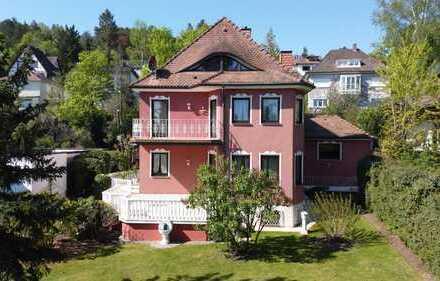 Villa in Würzburg / Steinbachtal