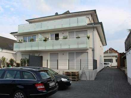 Neubau! Hochwertige 3-Zimmerwohnung mit großem Balkon!