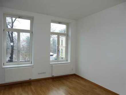 Zentrum-West: 3-Raum Balkonwohnung