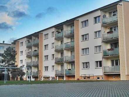 Vermietete 2-Raum-Wohnung mit Balkon zur Kapitalanlage!