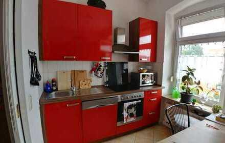 3-Raum-Wohnung in Greiz-Irchwitz