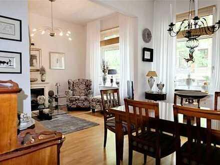 Harburg: Gut geschnittene 3-Zimmer-Altbauwohnung in kleiner Wohneinheit zur Kapitalanlage