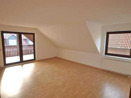 4-ZKB mit Balkon in ruhiger Spitzenlage von Oberkaufungen