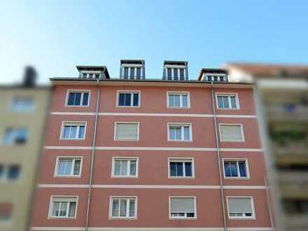 Ob kleine Familie, Single, Paar oder WG - diese Wohnung passt!