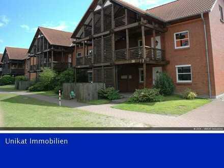 Schöne 2 Raum-Wohnung mit EBK, 5 min zur Müritz