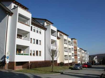 Ideales Anlageobjekt - vermietete Zweiraumwohnung mit Balkon und Tiefgarage