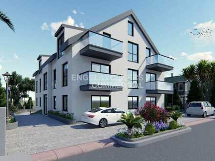 Schlüsselfertiger Neubau: 7 Wohnungen mit 4 % Rendite