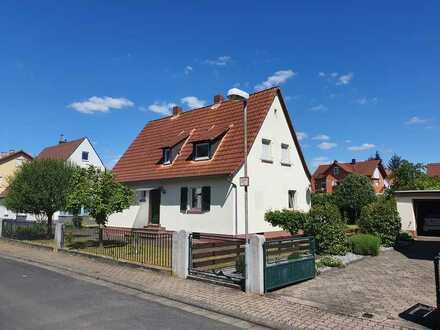Gepflegtes 5-Zimmer-Einfamilienhaus mit großem Garten