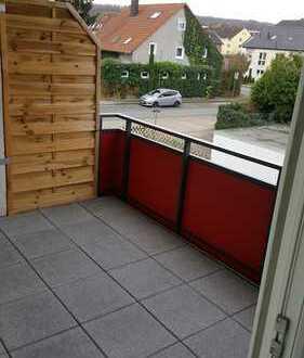 3 ZKB mit Balkon zentral in Stieghorst