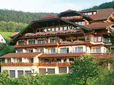 Eigentumswohnungen im Kurort Bad Peterstal, werden derzeit renoviert