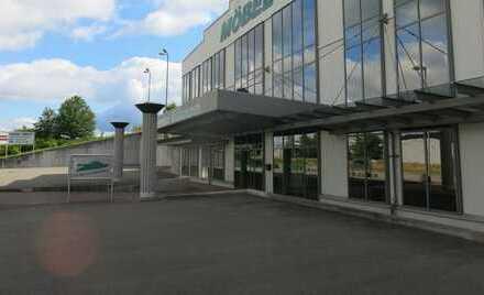 805 m² attraktive gepflegte Einzelhandelsfläche - Gewerbeimmobilie -
