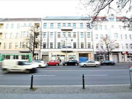 Weißensee: Berliner Allee: Hochwertige Einzelhandelsfläche nahe Weißer See, kernsaniert, ca. 57 m²