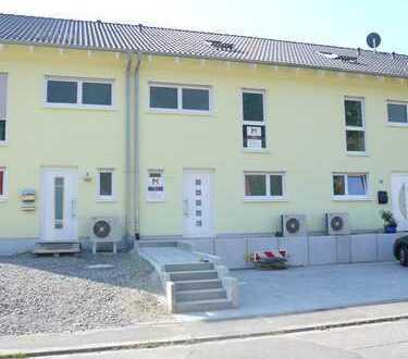 modernes architektonisches Design - Reihenmittelhaus in Hirschhorn