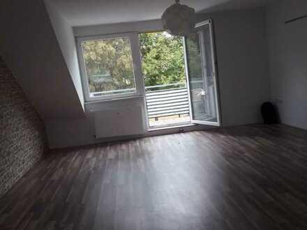 Gemütliche Wohnung mit schönem Balkon!!!