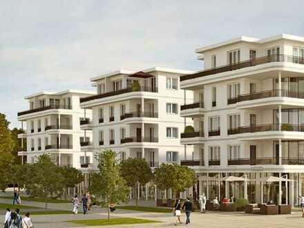 Wenige Schritte zur Uferpromenade! 2-Zimmer-Penthousewohnung mit Dachterrasse für gehobene Ansprüche