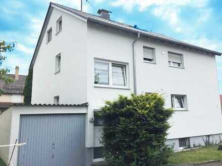 Vermietetes 3-Familienhaus in ruhiger Lage