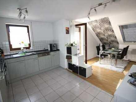 Schicke und moderne 3-Zimmer-Dachgeschosswohnung in Welzheim zur Kapitalanlage