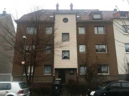 Erstbezug nach Sanierung: preiswerte 2-Zimmer-Wohnung zur Miete in Gelsenkirchen-Heßler