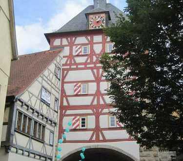 Charmante 2 ZKB Single-Wohnung im Herzen der Bietigheimer Altstadt (von privat)