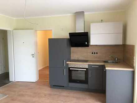 *Erstbezug nach Sanierung* 2-Zimmer Erdgeschoss-Wohnung (EG rechts)
