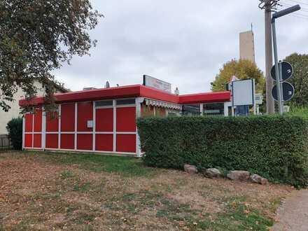 Ebenerdiges Grundstück zu verkaufen mit Gebäude/ zentrale Lage Ottweiler Fürth ****