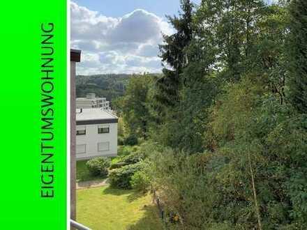 RESERVIERT. Gepflegte 3 Zimmer- Eigentumswohnung mit Balkon in schöner Wohnlage von Lüdenscheid