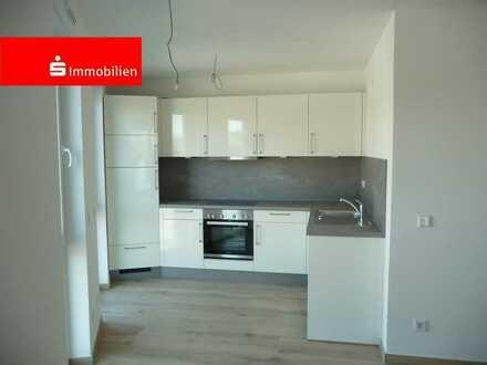 Helle 2-Zimmer-Wohnung mit Loggia, Einbauküche, modernes Bad, Gäste-WC, Aufzug