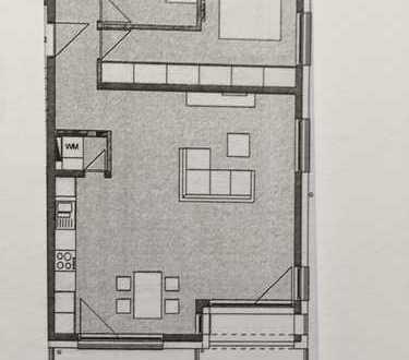 Erstbezug mit Balkon: stilvolle 2-Zimmer-Wohnung in Bamberg