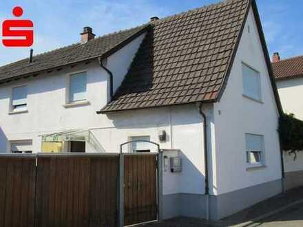 Renovierungsbedürftiges Einfamilienhaus mit viel Potential in Schifferstadt