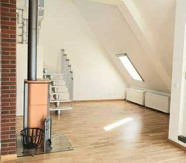 Attraktive Loft/Maisonette Wohnung in Hannover Nähe Landtag