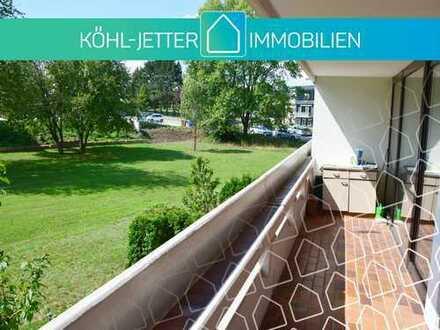 Gut aufgeteilte 3-Zi.-Whg. mit Südbalkon in attraktiver Lage von Balingen-Frommern!