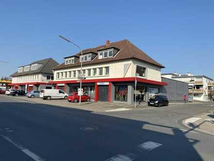 Große Ladenfläche in zentraler Lage mitten in Reinheim