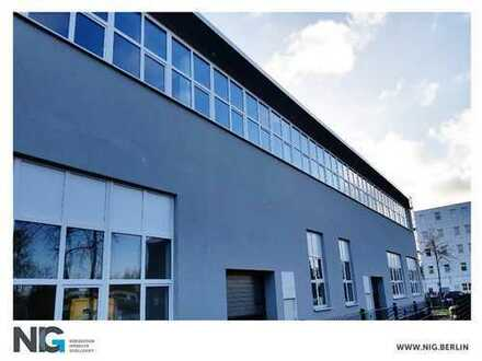 Attraktive, ebenerdige Hallenflächen |Büroflächen | Berlin-Lankwitz | modernisiert