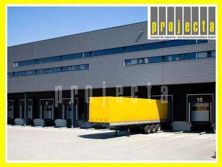 4.000 m² * LOGISTIK * 6 TORE * 10 m UKB * BAB 5 / BAB 6 *