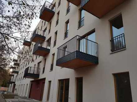 Erstbezug QUARTIER WIR - 5 Zimmer mit TOP Bädern + 2 Balkone + EBK