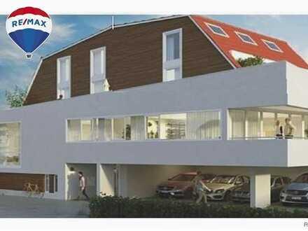 REMAX - Projektiertes Mehrgenerationenhaus oder EFH mit 2 Einliegerwohnungen im Rohbau!