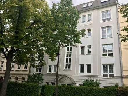 Schöne Wohnung mit Balkon in Eutritzsch; Neubau - Ideal für Kapitalanleger oder Eigennutzer