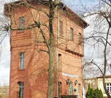 Wasserturm mit Gastronomie und Wohnung