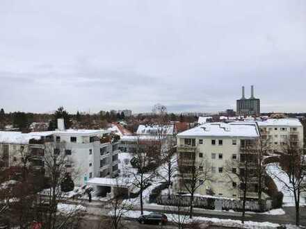 Vermietete 2-Zimmer Wohnung zentral in Fürstenried