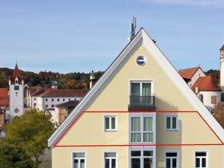 Gediegene Eigentumswohnung in Stadtkernnähe