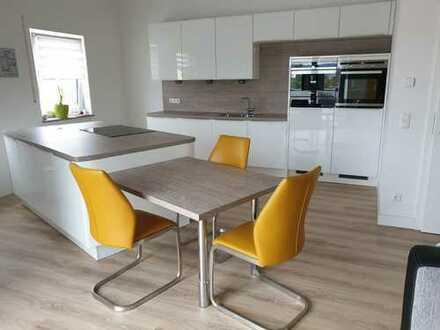 Neuwertige 4-Zimmer-Penthouse-Wohnung mit Dachterrasse in Weiden in der Oberpfalz