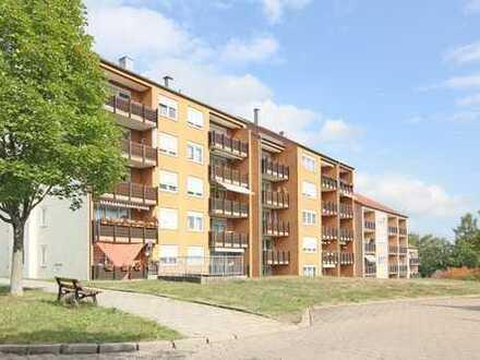Interessante Kapitalanlage: Vermietete 3-Zimmer-Wohnung mit Balkon am Roten Hügel!