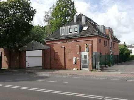 Super Büro/Wohnen im Souterrain in neuwertigem Haus und TOPLAGE!
